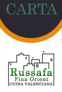 Carta-Restaurante Russafa